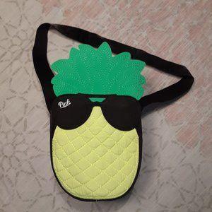 PINK Victoria's Secret oval pineapple cooler bag